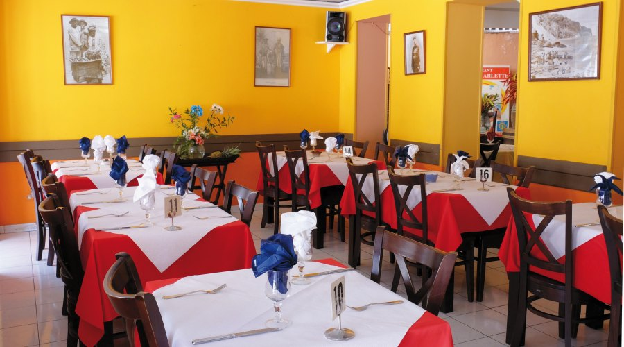 Hôtel Restaurant Tante Arlette