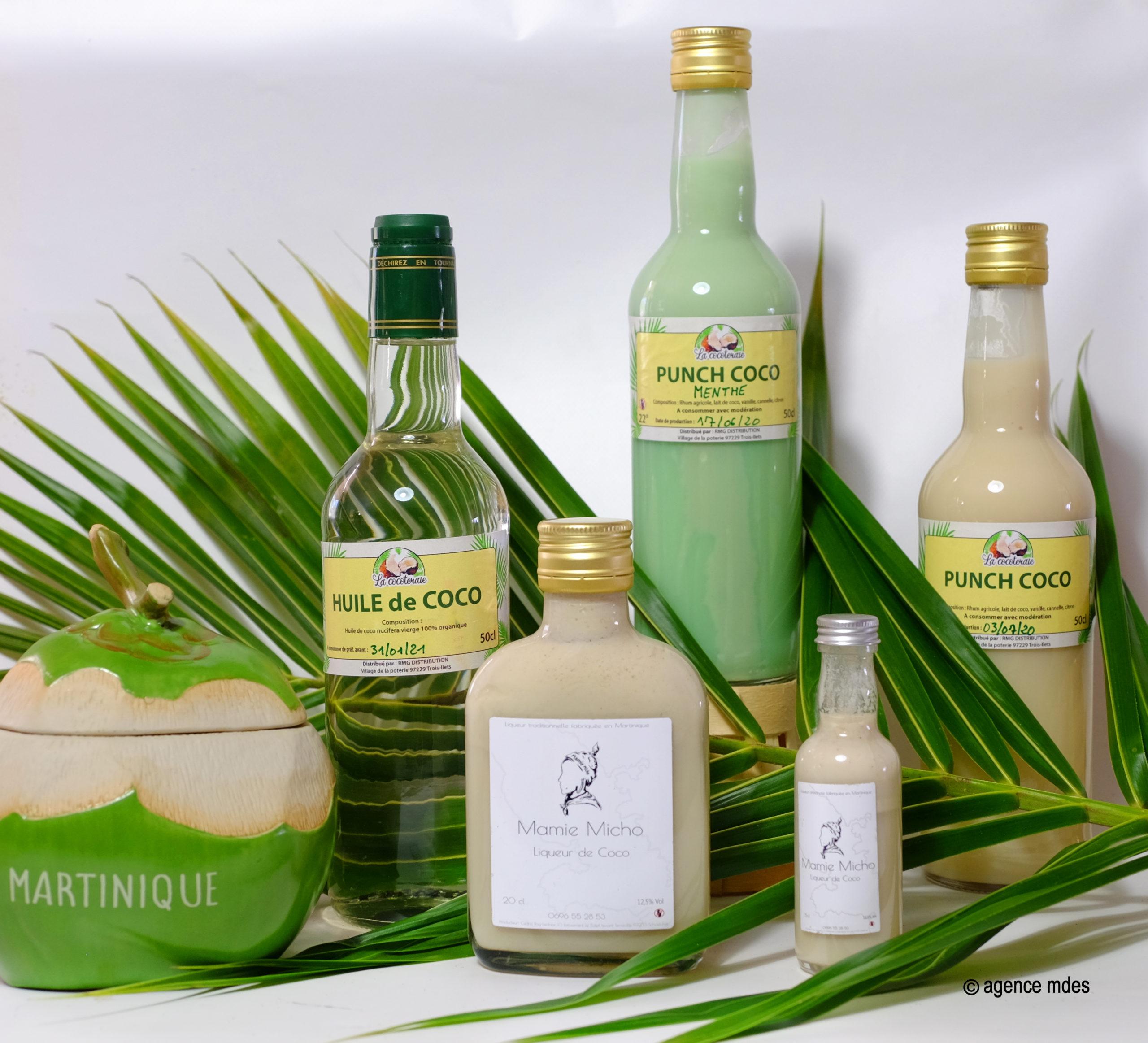 LA COCOTERAIE – Artisanat, Produit de Beauté et Gastronomie à base de noix de Coco